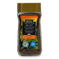 Specially Selected Medium Roast Colombian Instant Coffee 100g