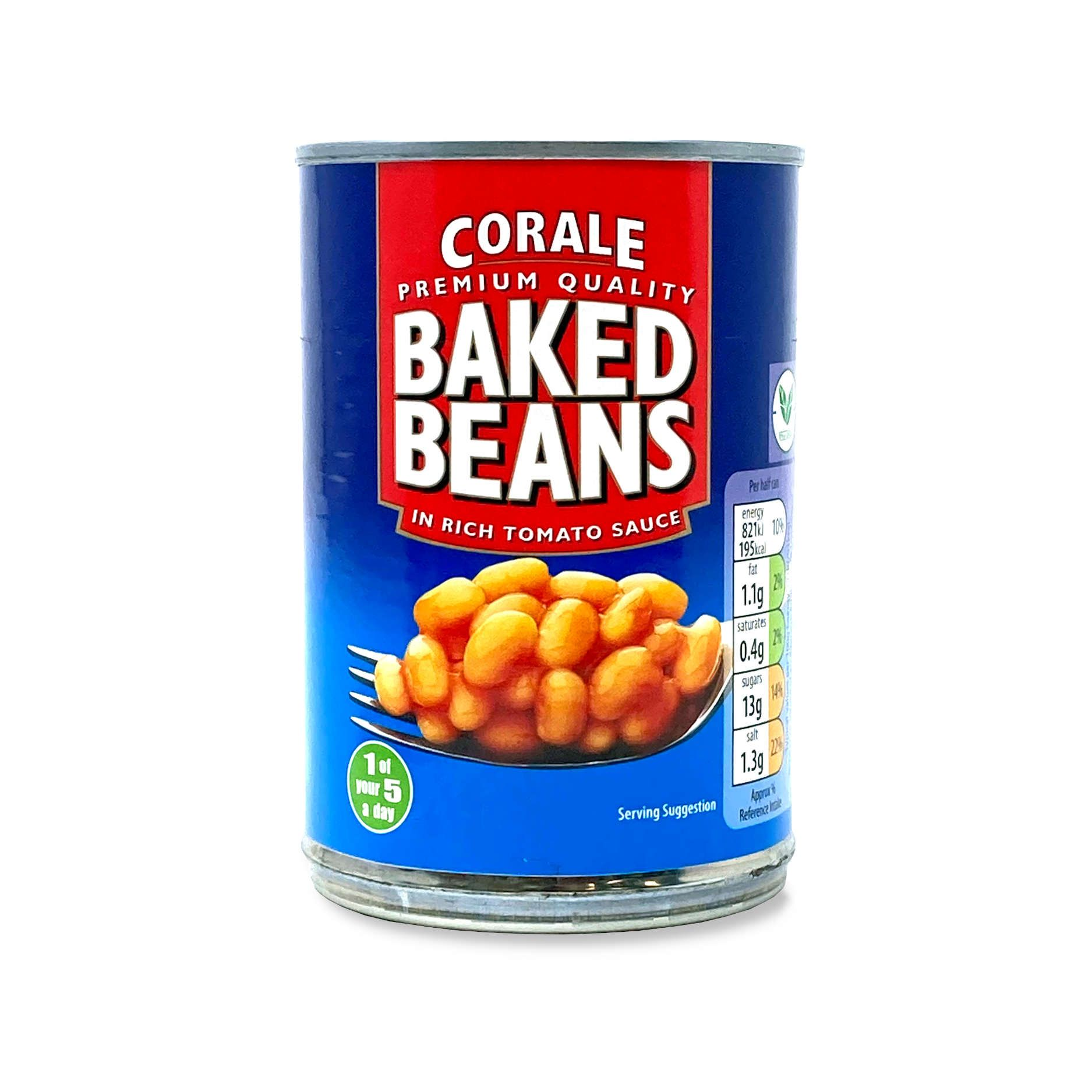 Corale Baked Beans 420g